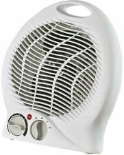 OPTIMUS 1500W PORTABLE FAN PERSONAL HOME HOUSE OFFICE SPACE HEATER w/ THERMOSTAT