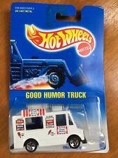 Hot Wheels 1992 - Good Humor Truck - No. 5 NIB
