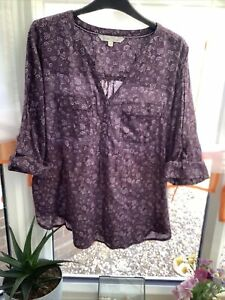 Fat Face Tunic Size 14