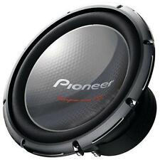 "NEW Pioneer TS-W3003D4 12"" Champion Pro Series Dual 4 ohm Car Audio Subwoofer"