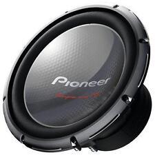 "PIONEER TS-W3003D4 CAR AUDIO 12"" DUAL 4 OHM CHAMPION PRO SUBWOOFER SUB WOOFER"