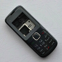New Full Housing Frame Cover Case with Keyboard For Nokia C1-01