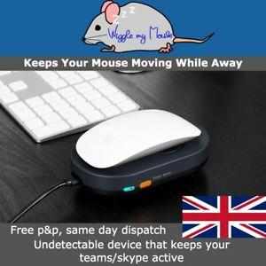 Mouse Mover (Jiggler, Wiggler) Keeps your computer active, stay online - Vaydeer