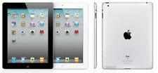 iPad 4 16GB WiFi + Cellular 4G Unlocked 4th Generation Tested Working  Grade C