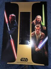 Star Wars The Phantom Menace 35mm Film Cell VHS Special Edition