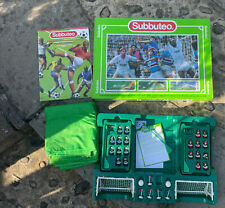 More details for vintage subbuteo set 372 9924 the football table game good condition