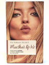 VICTORIA'S SECRET MARTHA'S LIP KIT ADORED VELVET MATTE NEARLY NUDE PENCIL GLOSS