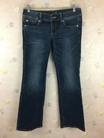 Women's American Eagle Jeans Slim Boot Stretch Size 6