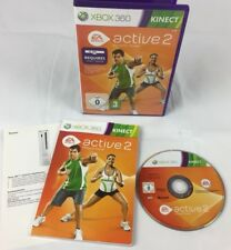 EA SPORTS : ACTIVE 2 PERSONAL TRAINER game only xbox 360