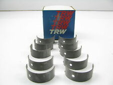 TRW MS3084P Main Bearings STANDARD SIZE 1971-1974 Ford Pinto
