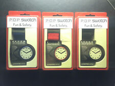SWATCH POP RECCO - BB001+BS001+BR001 - NEW - NOT WORKING