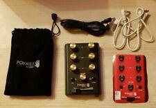 Mini DJ Mixer Pokket Mixer mobiles DJ Mischpult