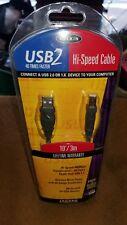 Belkin  F3U133-10 USB-2 High Speed Cable 10' A-Plug/B-Plug UPC 722868130704
