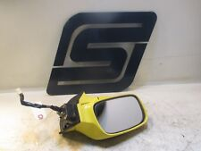 2003 Toyota Celica 1ZZ-FE Front Left Driver Side Rear View Mirror (Yellow-576)