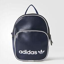 Adidas Originals Classic Vintage Mini Backpack Legend Ink Bag BQ8099