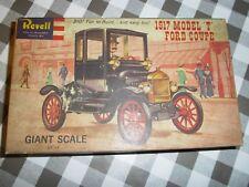 """Maquette FORD Modèle T 1917 coupé - REVELL Giant scale 3/4""""=1"""" (19 cm)"""