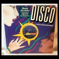"MARGIE ALEXANDER Gotta Get A Hold On Me UNITED ARTISTS 12"" 1977 Disco FUNK Soul"
