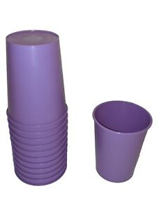 16oz Plastic Cups, 12 Pack Unbreakable Cups for Parties, or Custom DIY Projects