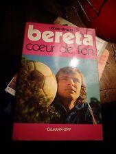 G Ernault BERETA COEUR DE LION : Ancien Joueur de Foot Football Ballon 1975