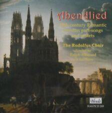 ABENDLIED -19TH CENTURY ROMANT - RODULFUS CHOIR [CD]