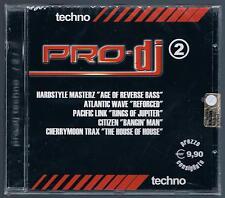 PRO DJ TECHNO vol. 2 CD F.C. SIGILLATO!!!