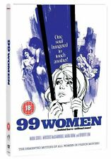 99 Women - DVD - Special Edition - Deleted - Jess Franco