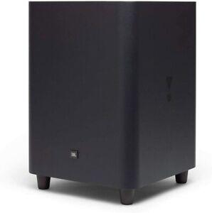 """JBL SW10 10"""" Powered Wireless Subwoofer for JBL Link Bar - Black"""