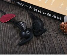 2 Pairs Silicone Eartips for 15-17mm Bluetooth  Earphone Sennheiser MX375