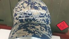 NEW Walker Aviation Museum Digital Camo Baseball Hat Cap Roswell NM Adjustable