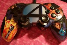 Madcatz Gamepad PS2 Marvel Fantastic 4 wired controller