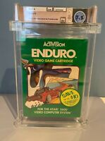 ENDURO FOR ATARI 2600 - by ACTIVISION NEW, SEALED, WATA GRADED  ***  7.5 A+