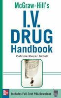McGraw-Hill's I.V. Drug Handbook (McGraw-Hill Handbooks)  LikeNew