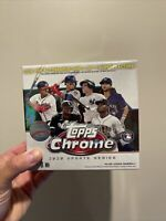 Topps Chrome 2020 update series mega box Target Exclusive IN HAND
