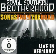 Royal Southern Brotherhood - Songs from the Road [New CD] With DVD