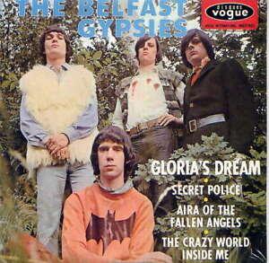THE BELFAST GYPSIES (Them) -  Gloria's dream - CD Single -