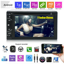 7 inch Universal Car Android DV Android Player Navigation Machine Single Button