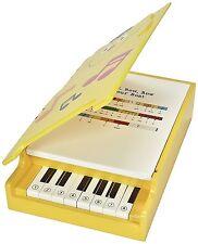 Piano électronique en Bois pour Enfant + piles   Musique Jouet Jeux 30 x 19 cm