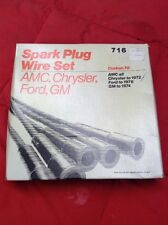 NOS Cobraline Spark Plug Wire Set AMC Chrysler Ford GM