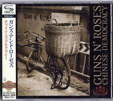GUNS N ROSES-CHINESE DEMOCRACY-JAPAN SHM-CD D50