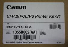 Canon UFR II / PCL / PS Printer Kit-S1 1355B002[AA]