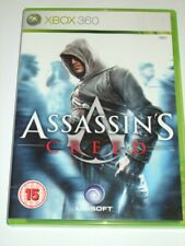 """Assassins Creed for Xbox 360  """"FREE UK  P&P"""""""