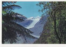 Fox Glacier South Westland New Zealand 1970 Postcard 449a