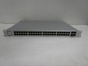 Ubiquiti UniFi US-48 Managed Gigabit Switch W/ SFP+ 10gb Uplinks Non-PoE