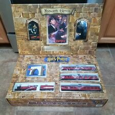 MIB Special Edition Bachmann Harry Potter Hogwarts Express HO/OO Train Set 00639