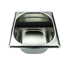 Stainless Steel Coffee Knock Box for Espress Coffee Maker Machine Tool Accessory