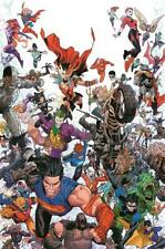 Dark Nights Death Metal The Last 52 War Of The Multiverses #1 Main Cover 12/29