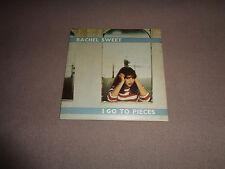 """Rachel Sweet - I Go to Pieces - Stiff 7"""" Vinyl 45 - UK - PS - 1979 - NM-"""