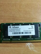 Infineon 512 Mb Ddr-333, CL2,5
