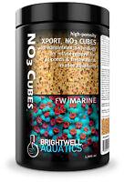 Brightwell Xport NO3 Cubes 250ml für bis zu 600 Liter Aquarien Filtermaterial