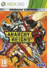 Anarchy Reigns XBOX 360 IT IMPORT SEGA